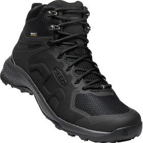 Keen Exp*** Mid WP Chaussures Homme, black/magnet
